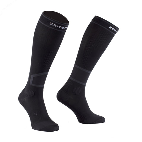 Zeropoint Compression Intense 2.0 Socks Black