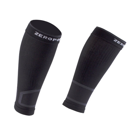 Zeropoint Compression Intense 2.0 Calf Sleeve Black