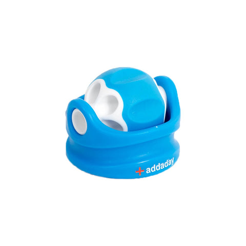 ADDADAY JUNIOR + HANDHELD MASSAGE ROLLER
