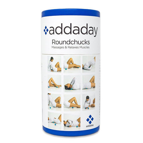 ADDADAY ROUND CHUCKS - MASSAGE BALLS