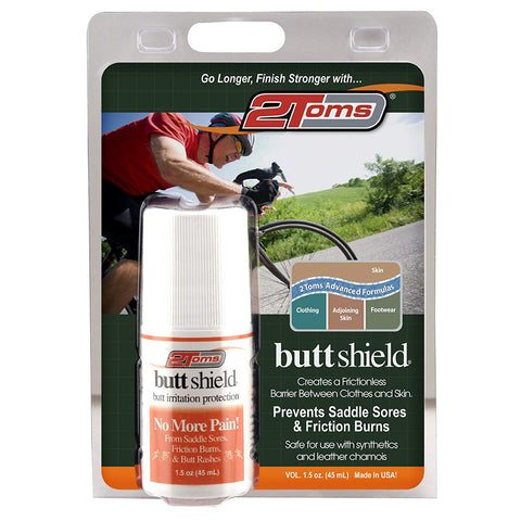 2Toms Buttshield antichafe for cycling
