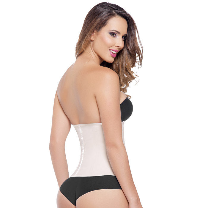 Aggressive Long Beige 2Hk Waist Trainer
