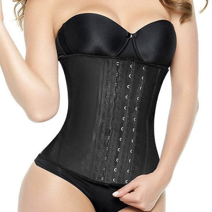 47550caa644 Aggressive Long Black 3 Hk Waist Trainer – BodyCinchers