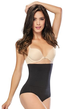 High-Waisted Seamless Body Shaper Panty