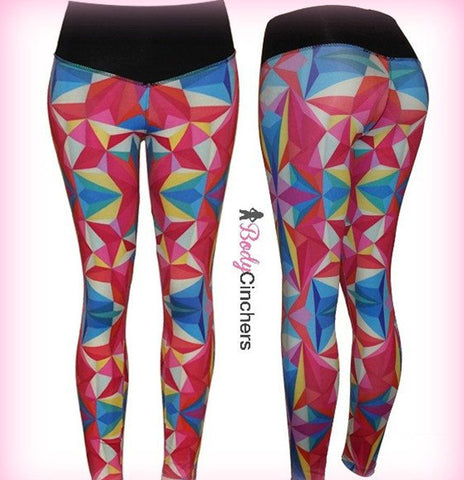 Multi-Bright Leggings - CLEARANCE