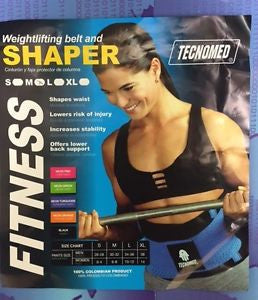 TECNOMED Fitness Belt