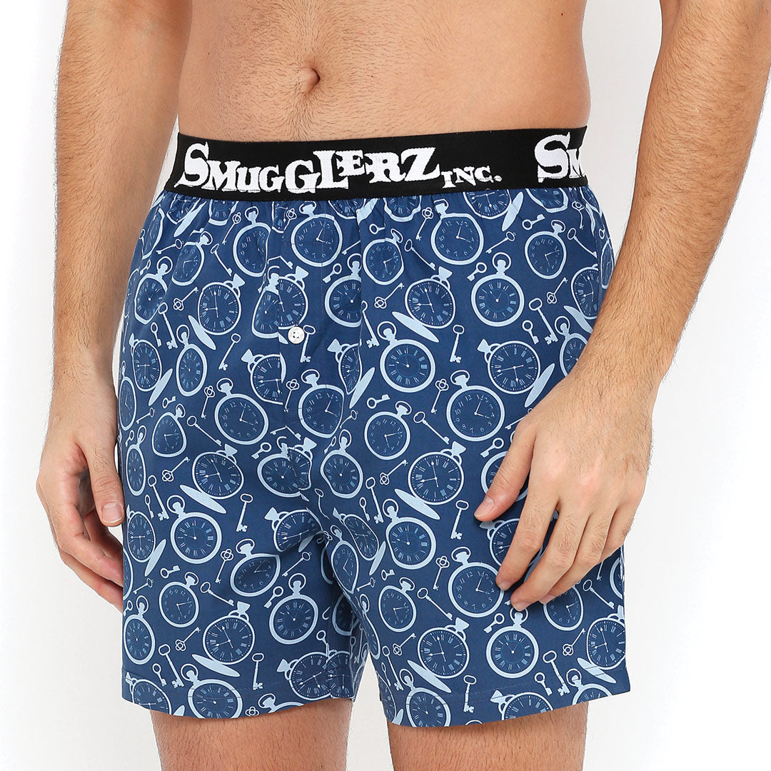 JACQUARD Pocket Watch Boxers