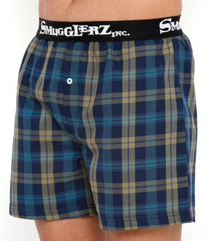 Green Check BOXERS