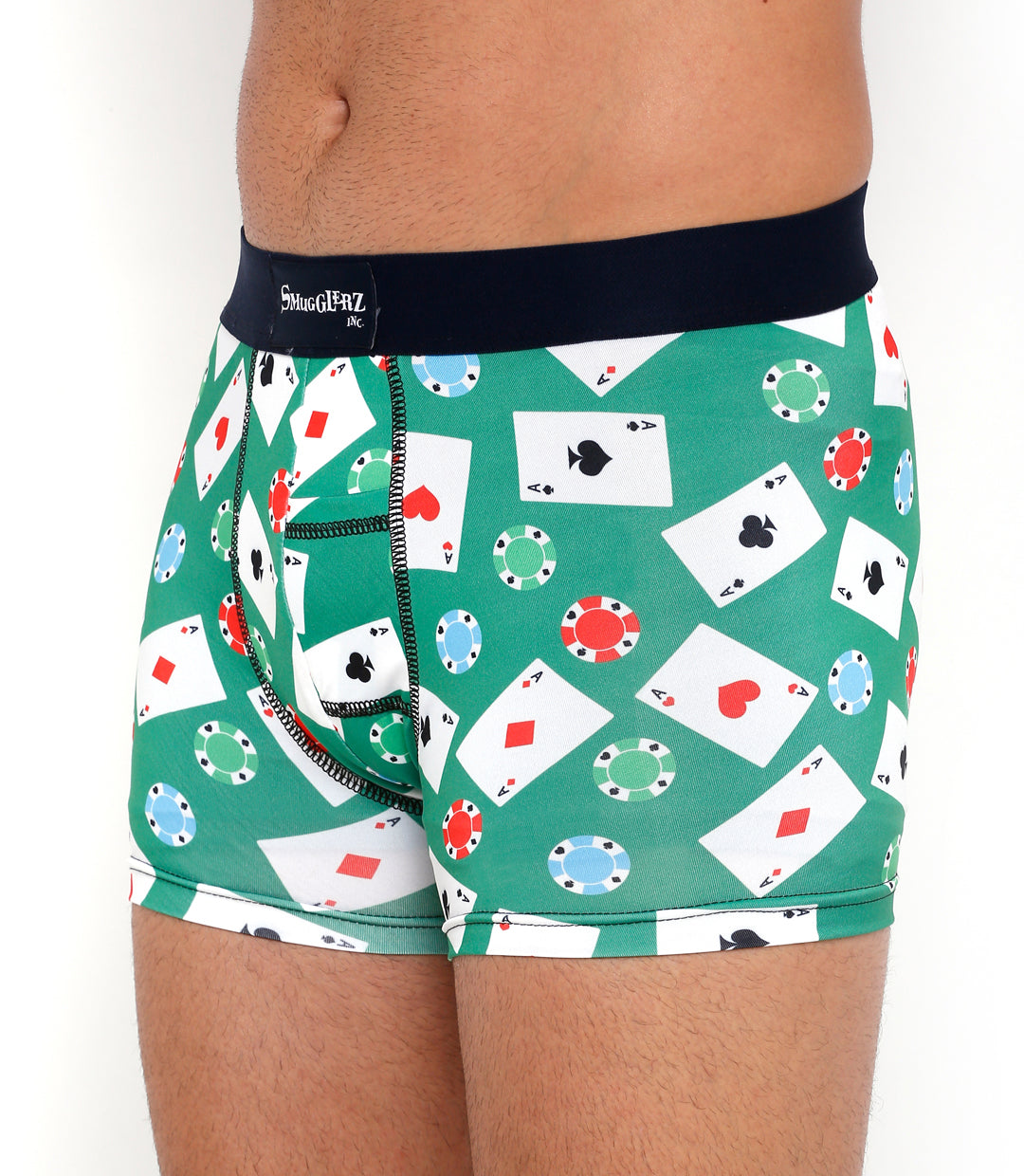 THE GAMBLER PACK - (Pack of 2 pc Smundies)
