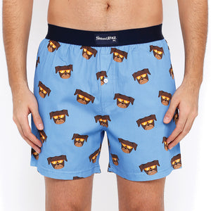THE DOG PACK - (Pack of 3 pc Boxers)