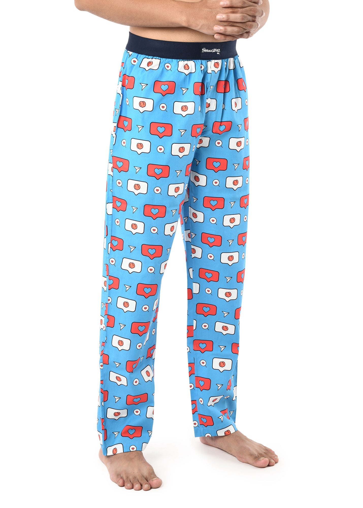 Lets Talk Couple Pajama Gift Pack