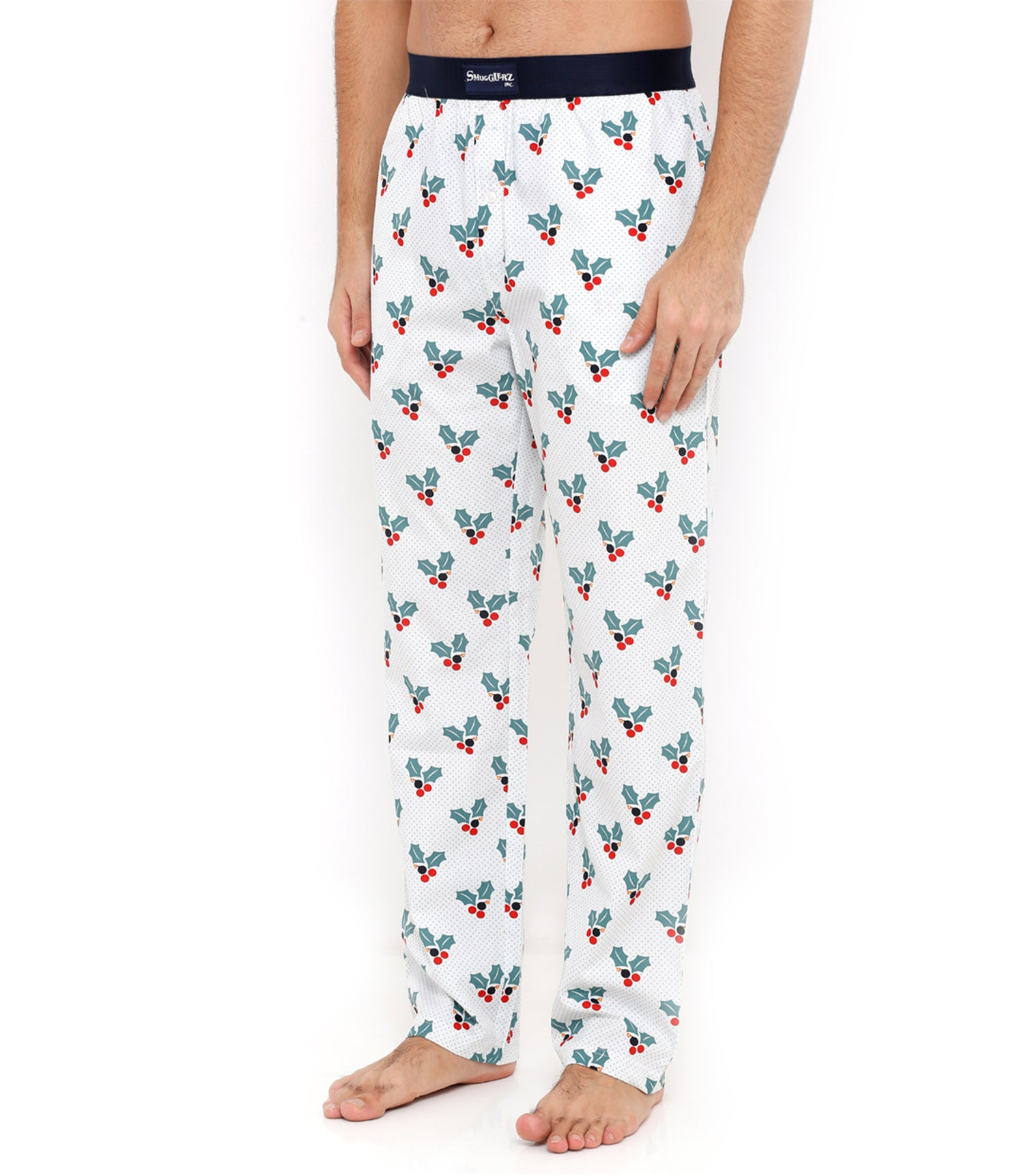 Boom Mistletoe - Christmas Pajamas - Limited Edition
