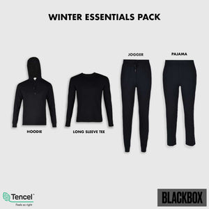 MEN'S BLACKBOX Winter Essentials Pack