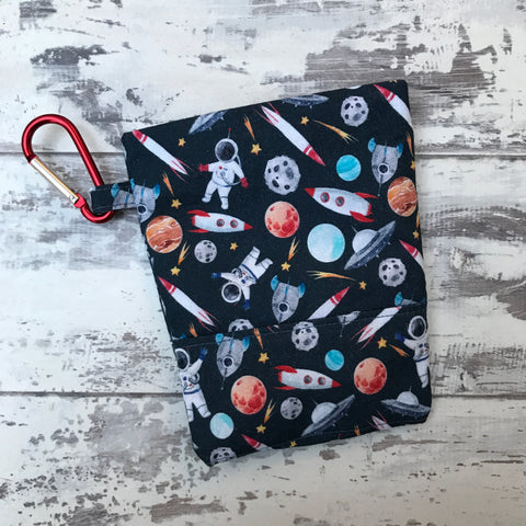 **NEW** Spacemen Treat & Poobag Holder