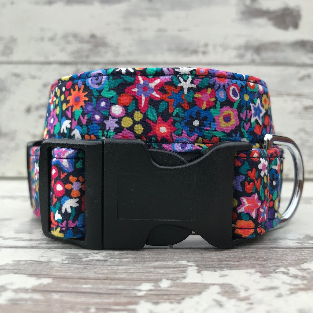 **NEW** Liberty Dazzle - Blue - Dog Collar
