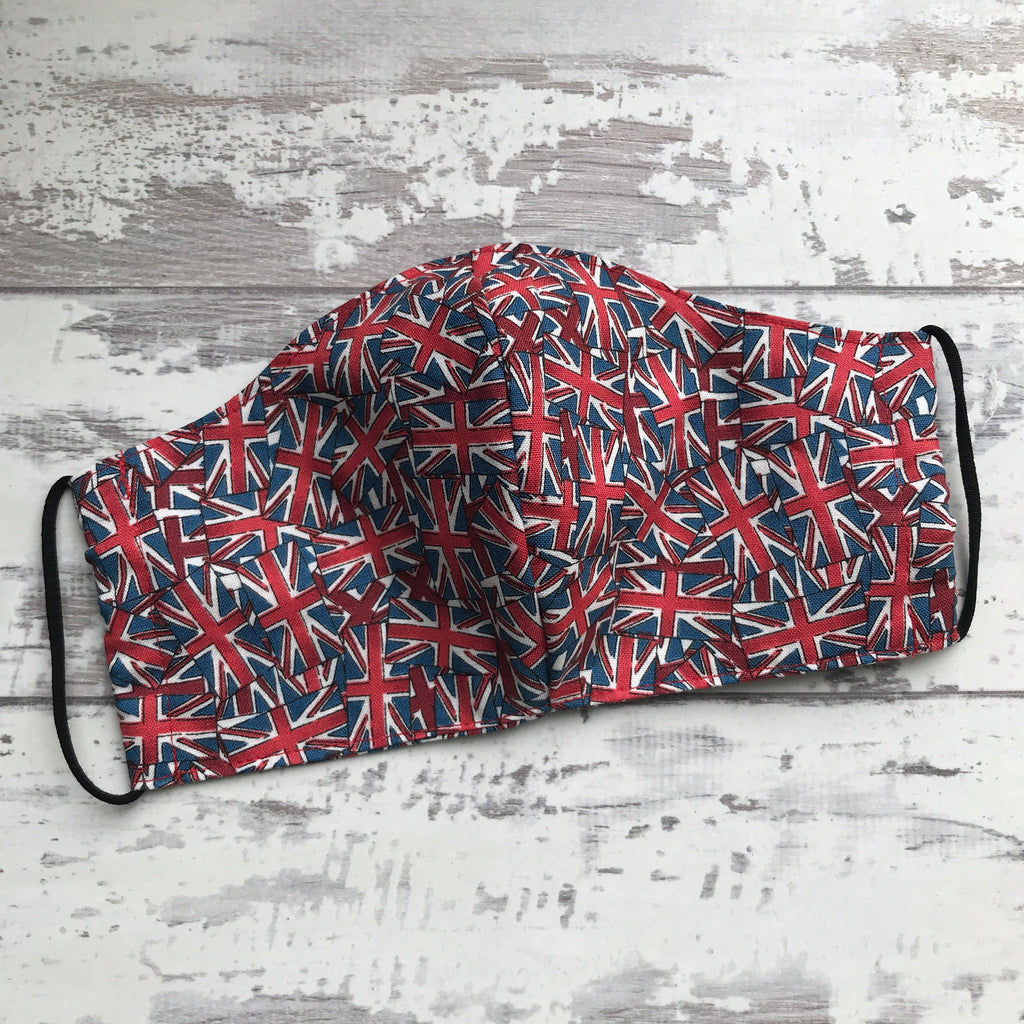 Union Jack Face Mask
