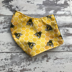 Busy Bees Face Mask