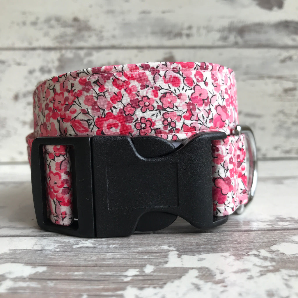 Liberty Phoebe Floral - Dog Collar