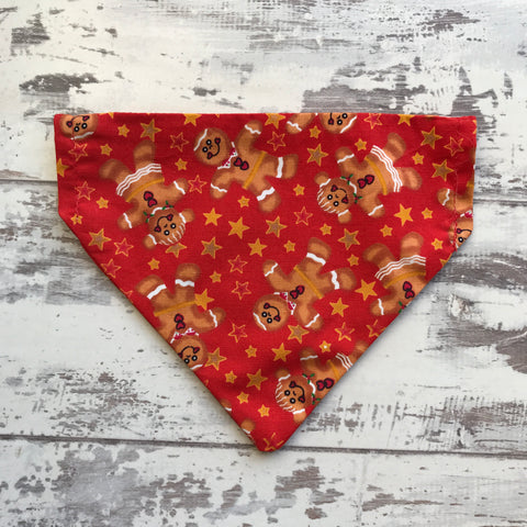 Gingerbread Boys & Girls Bandana