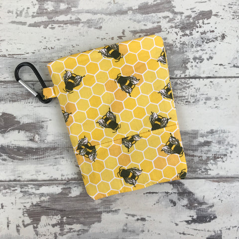 Busy Bees Treat & Poobag Holder