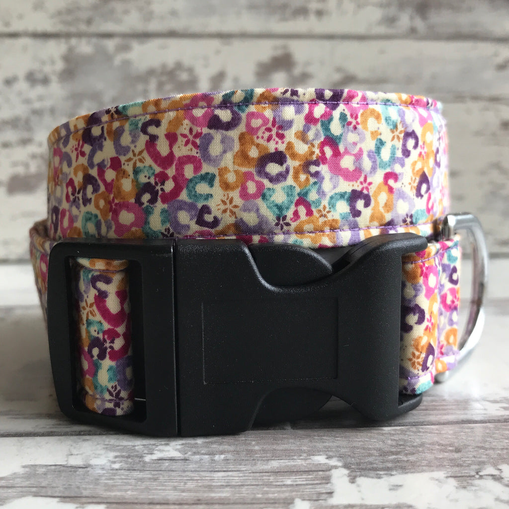 Liberty Confetti - Dog Collar