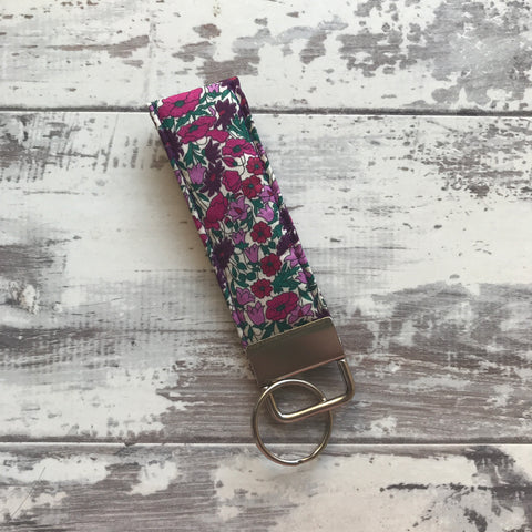 Petal & Bud Key Ring Fob