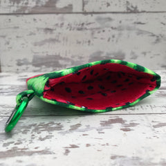 Watermelon Treat & Poobag Holder