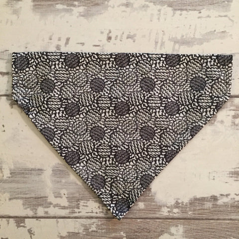 The Black Dog Company 50 Shades of Grrrrr Bandana
