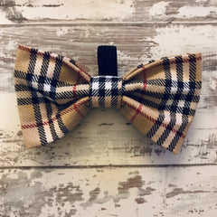 The Black Dog Company Bow Ties Burnberry Tartan Bow Tie