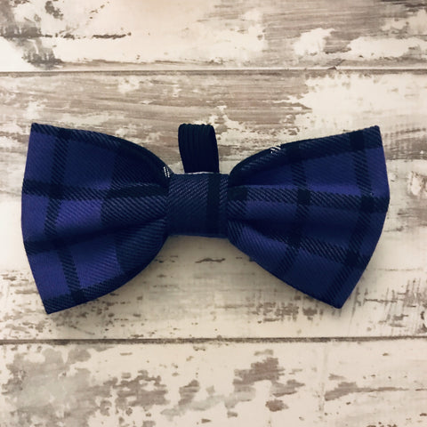 The Black Dog Company Bow Ties Passion Tartan Bow Tie