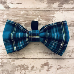 The Black Dog Company Bow Ties Twilight Tartan Bow Tie