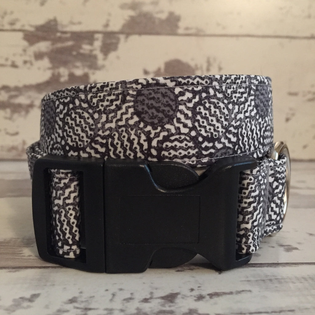 The Black Dog Company Handmade Dog Collars 50 Shades of Grrrrr - Dog Collar