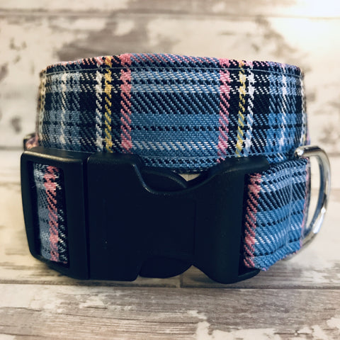 The Black Dog Company Handmade Dog Collars Extra Small Tarantay Tartan - Dog Collar