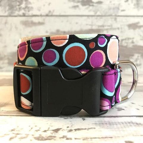 The Black Dog Company Handmade Dog Collars **NEW** Disco Diva - Dog Collar