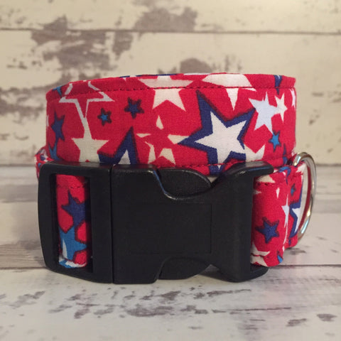 The Black Dog Company Handmade Dog Collars Star Burst - Dog Collar