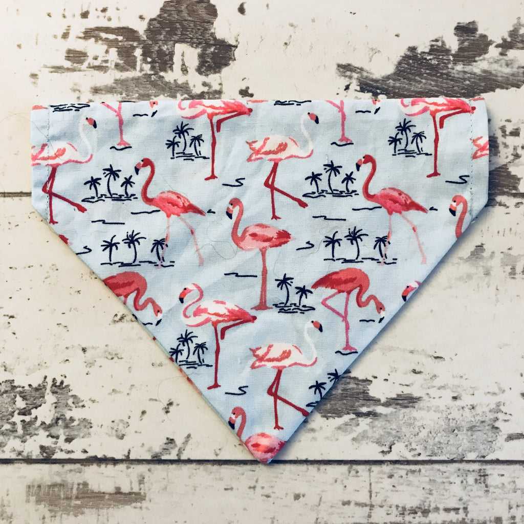 The Black Dog Company **NEW** Flamingos - Bandana