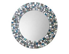 "Custom Mirrors for Donna J - 18"" round (4)"