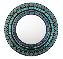 "Coastal Accent Mirror - 14"" Round"