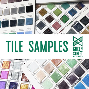 Sample Set, Sample Set, Green Street Mosaics