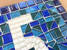 Moving Gift, House Number Sign, Green Street Mosaics