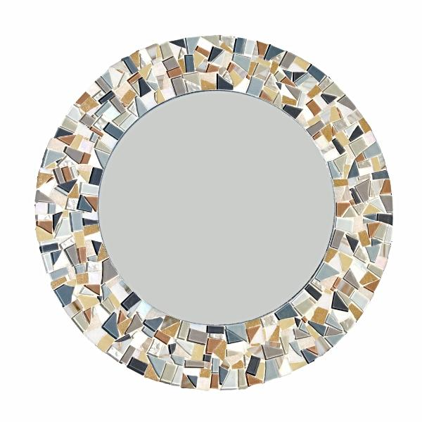 Custom Mosaic Mirror