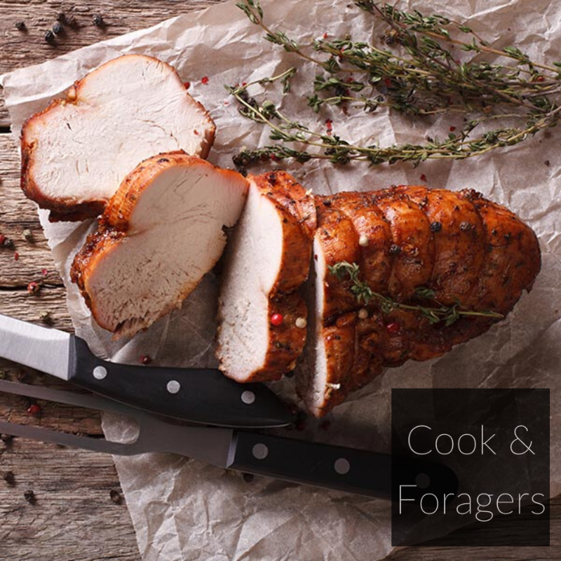 Free Range Bronze Turkey Breast Roast - COLLECTION