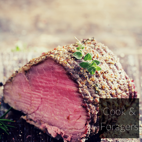 Rolled Topside Roast