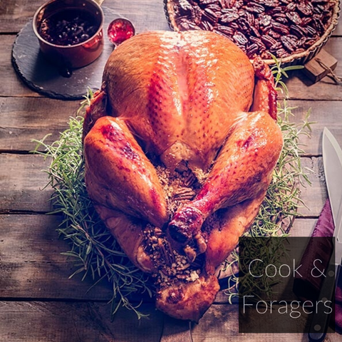 Free Range Bronze Whole Turkey - DELIVERY