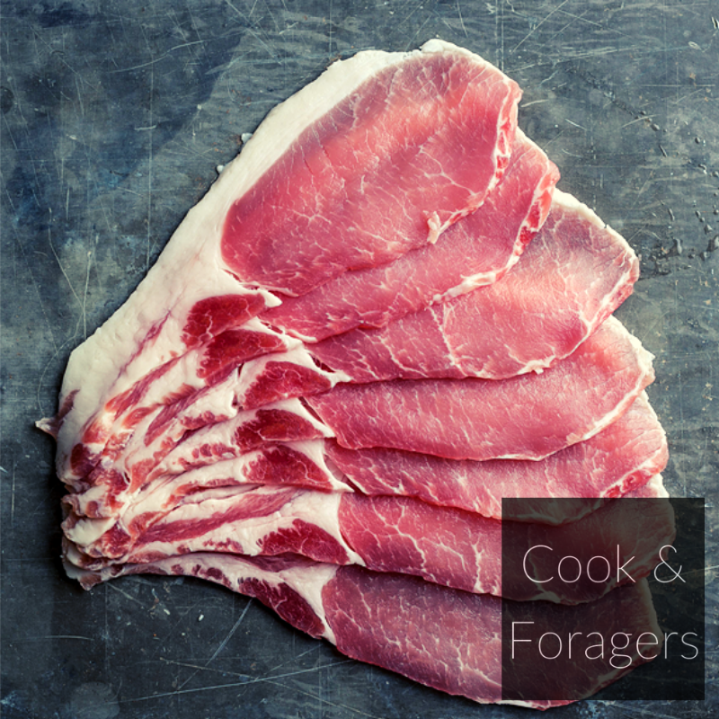 Dry-cured Back Bacon (Nitrate Free)