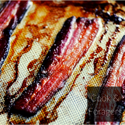 Dry-cured Treacle Back Bacon