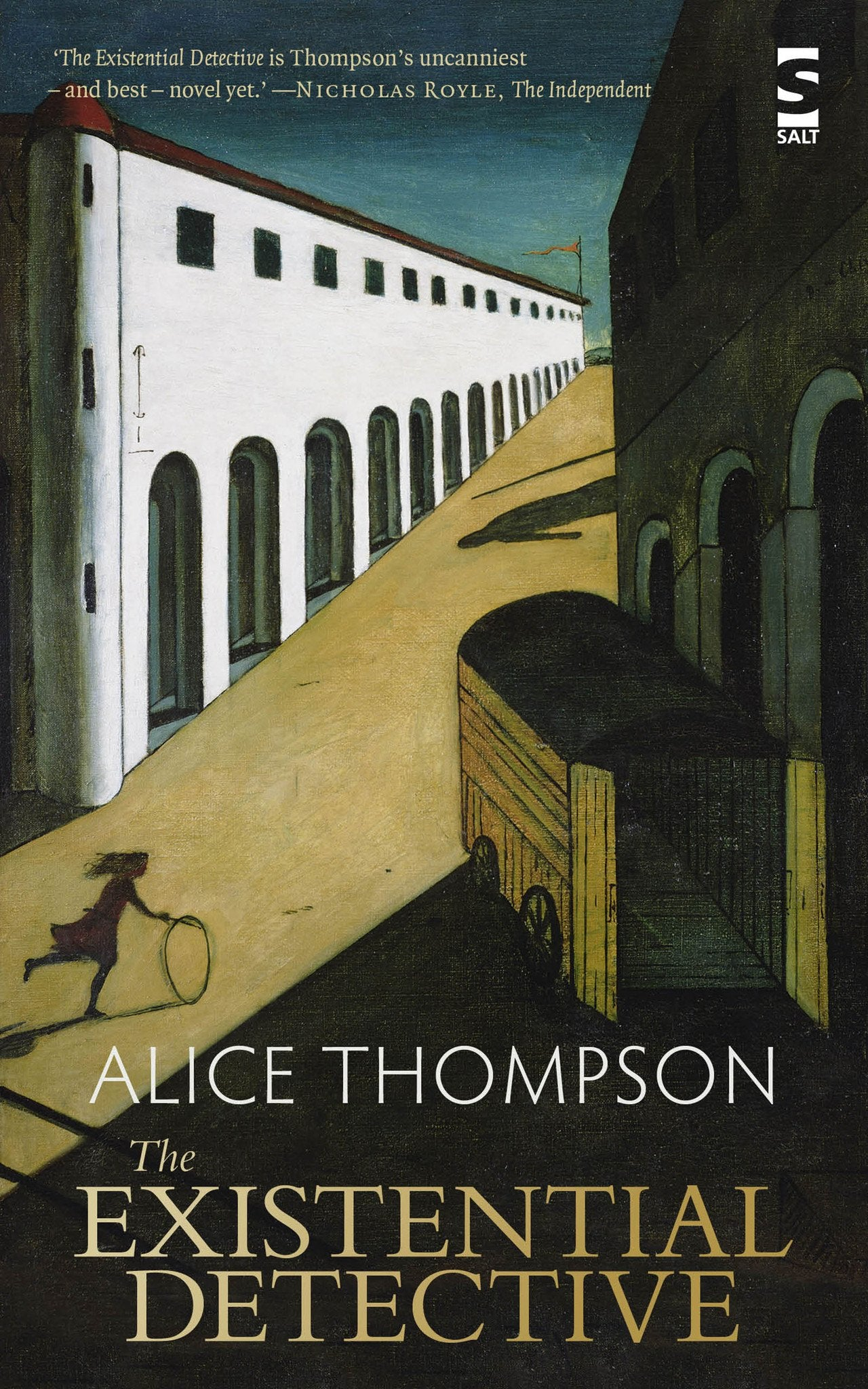 The Existential Detective, Alice Thompson - Salt