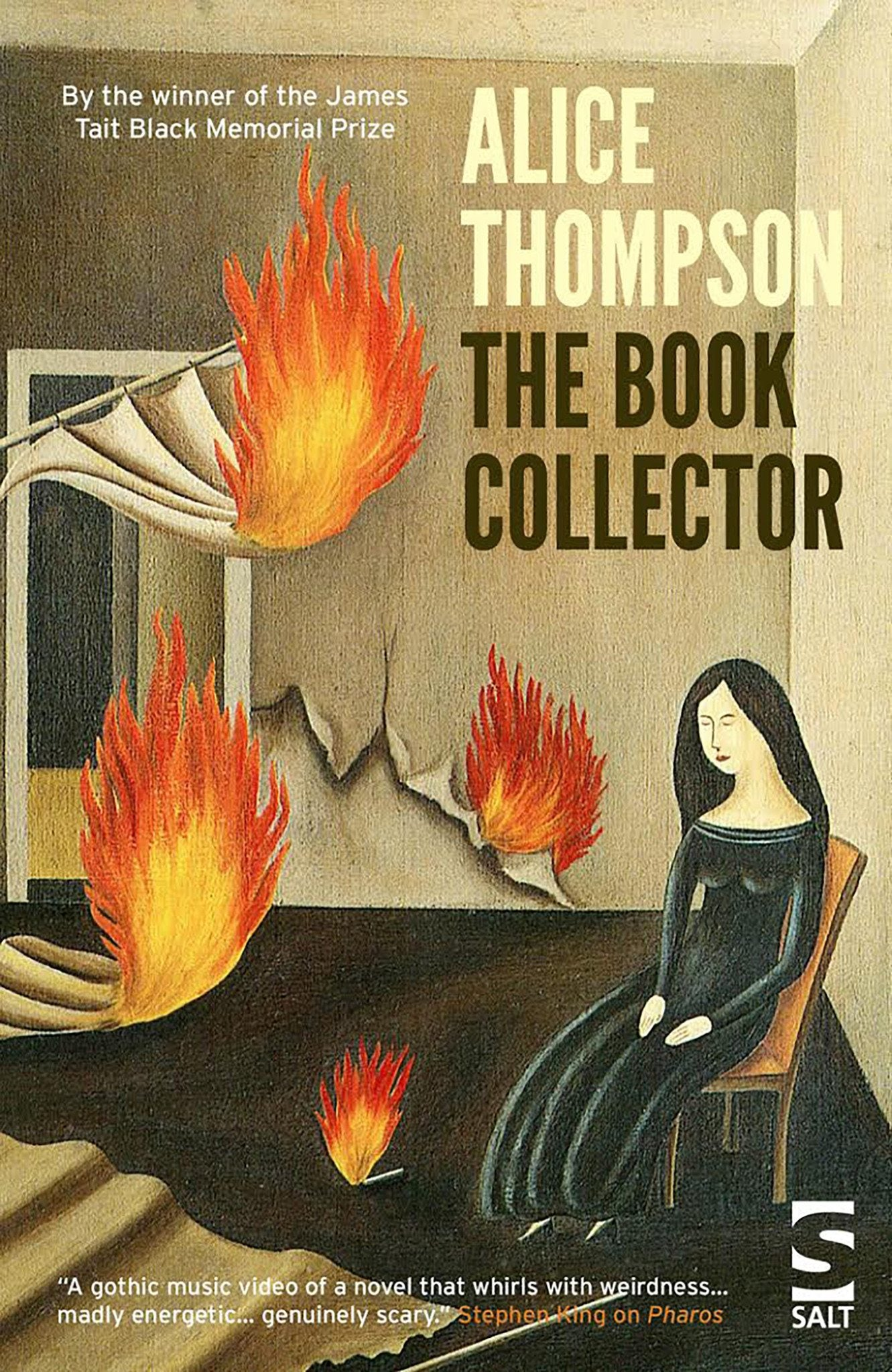 The Book Collector By Alice Thompson