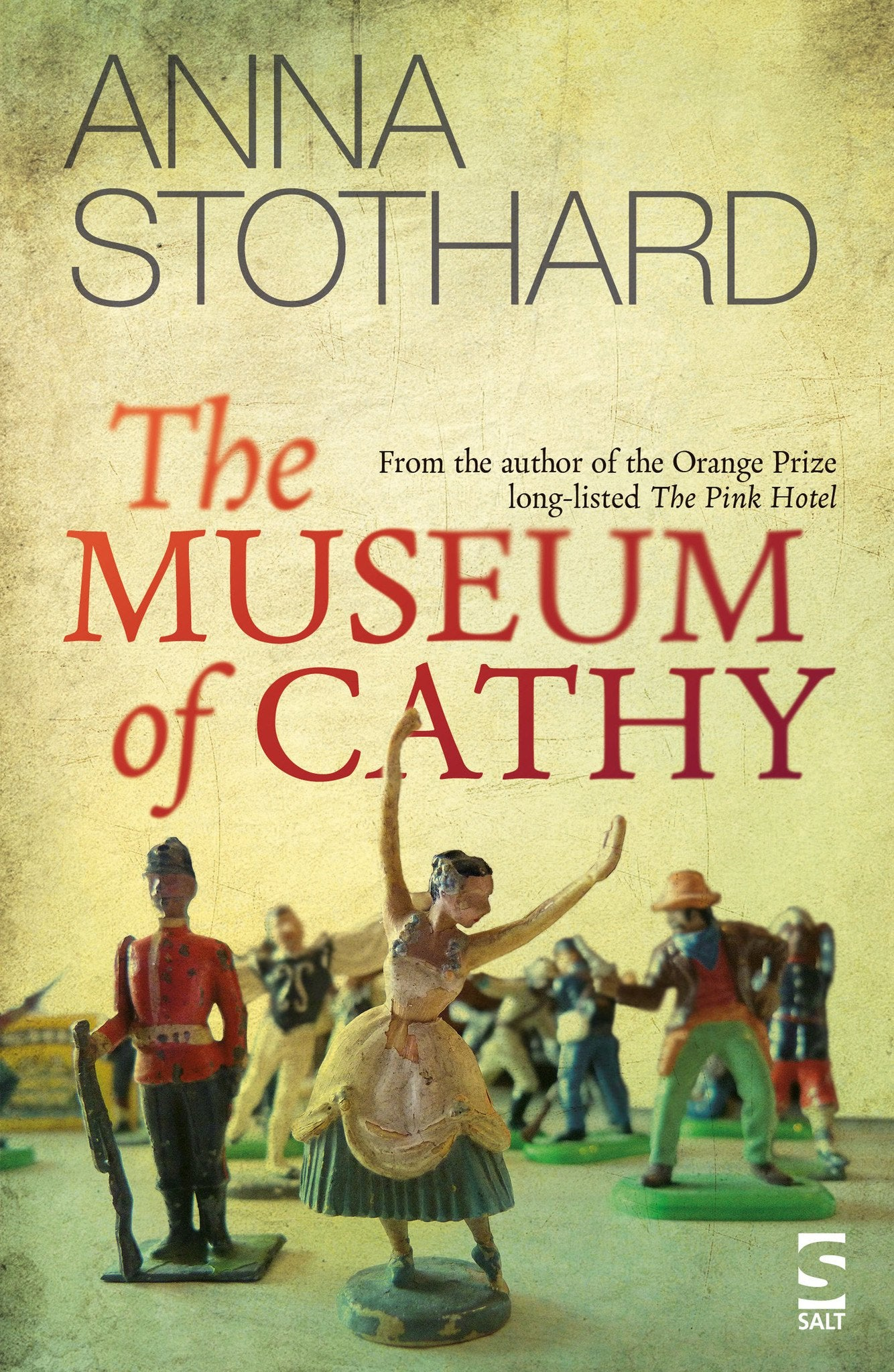 The Museum Of Cathy By Anna Stothard