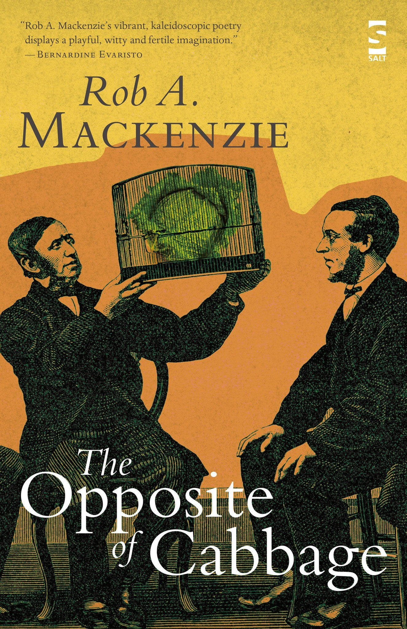The Opposite Of Cabbage, Rob A. Mackenzie